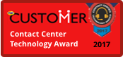2017 Customer Call Center Technology Award
