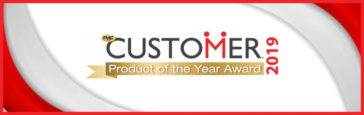 TouchPoint One Awarded 2019 CUSTOMER Magazine Product of the Year