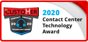 TouchPoint One Agent Coaching Solution Receives 2020 Contact Center Technology Award from CUSTOMER Magazine