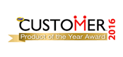 2016 Customer Magazine Product of the Year award