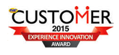2015 Customer Magazine Experience Innovation Award