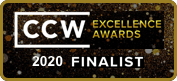 TouchPoint One a Finalist for the 2020 CCW Excellence Awards