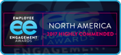 A-GAME Xtreme Contact Center Gamification Solution Short-Listed 											for 2017 Employee Engagement Awards Best Use of Technology