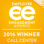 2016 employee engagement award