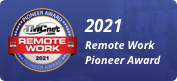 TouchPoint One Contact Center Performance Management Platform Awarded 2021 Remote Work Pioneer Award